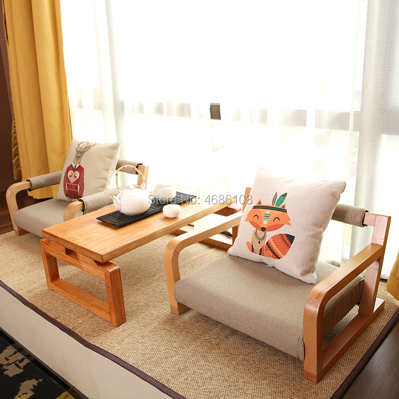 2019 japanese chair with Armrest Meditation Chair with ...