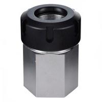 1pc Spring Chuck Collet Holder Hex ER32 Collet Block 45x65mm For Lathe Engraving Machine
