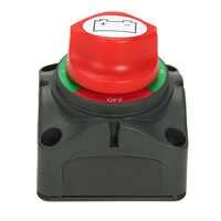 12 V/24 V double sélecteur de batterie 300A batterie commutateur principal 4 positions commutateur sélecteur pour voiture RV bateau