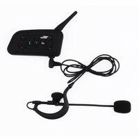 VNETPHONE Football Referee Single Ear Earphones Bluetooth Headset 1200M Walkie Talkie V6C