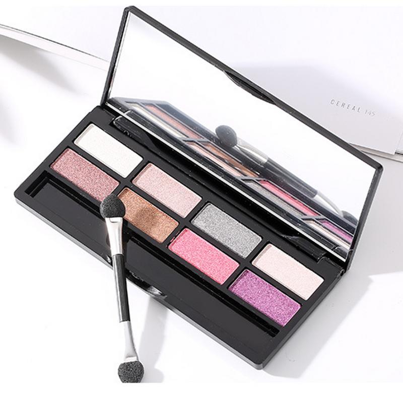 #Fashion#eyeshadow#palette 9 colors matte #eyeshadow