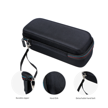 Hard EVA Case for Anker SoundCore Boost 20W Speaker Storage Bag with Soft Inner Lining and Waterproof Shell for Travel and Home