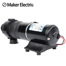 MP-4500-12 12v DC Sewage Macerator Pump 45L/min Centrifugal Water Pump bilge Sewage Pump Water Pumps Self-Priming Free Shipping цены онлайн
