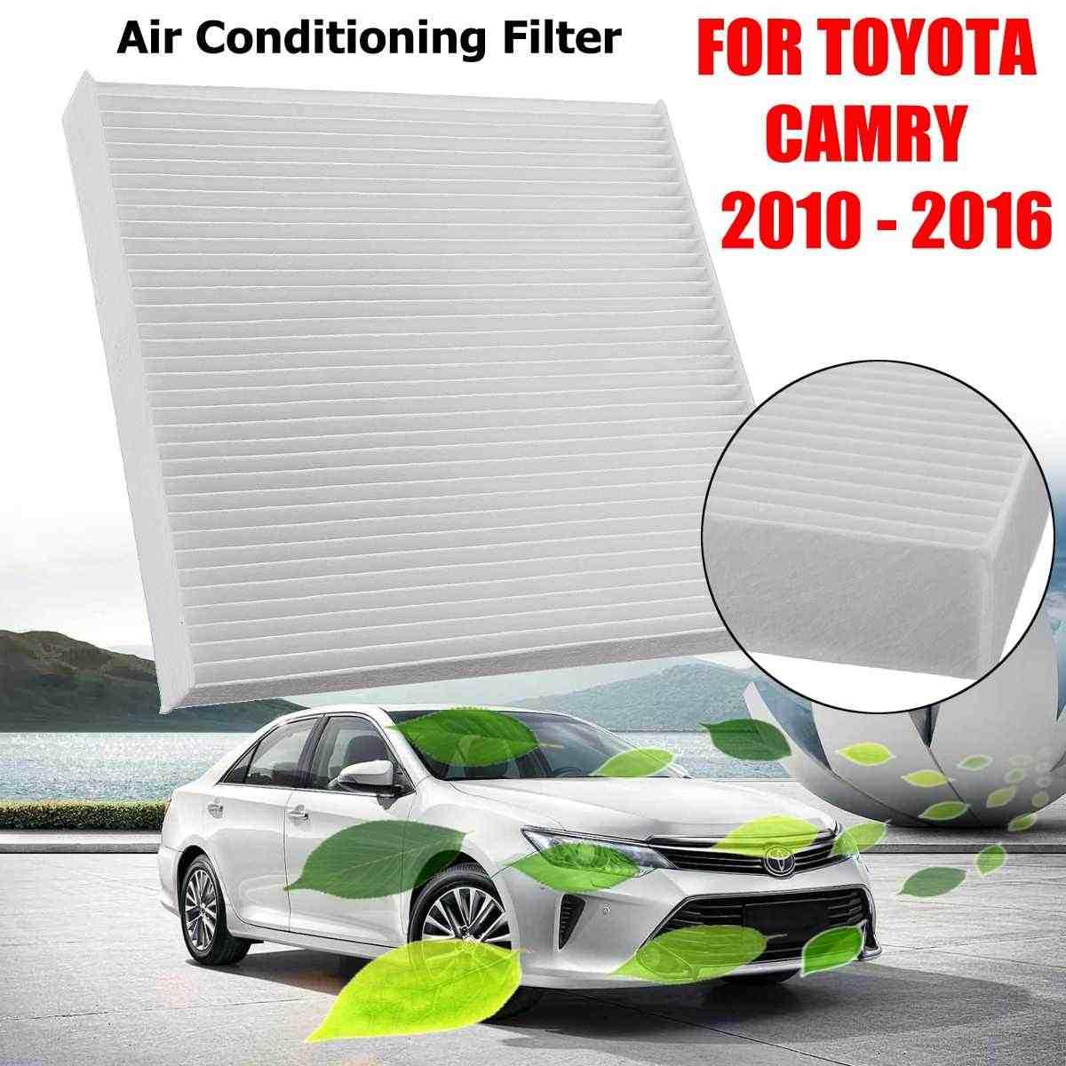 Aire acondicionado para TOYOTA CAMRY 2.5L motor 2010-Aire Limpio de 2016 reducir el ruido de ahorro de combustible de carbono activado cabaña