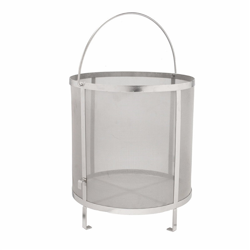 Stainless Steel Beer Wine House Home Brew Filter Basket
