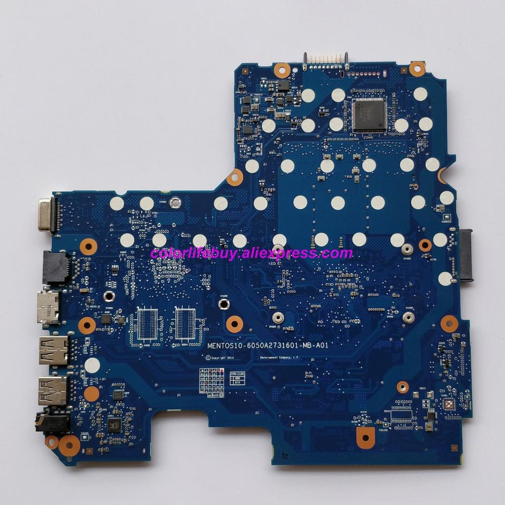 Image 2 - Genuine 814506 001 814506 501 814506 601 UMA E1 6015 6050A2731601 MB A01 Laptop Motherboard for HP 245 14 AF Series NoteBook PC-in Laptop Motherboard from Computer & Office
