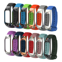Miband 3 Band Strap Correa for Xiaomi Mi Band 3 Fitness Tracker Smart Bracelet Sport Watch Replacement Wriststrap Accessories