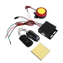 12V Motorcycle Bike Smart alarm that automatically Anti theft Security Alarm System Remote Control