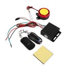 Alarme inteligente da bicicleta 12v, que sistema de alarme de segurança antifurto automaticamente