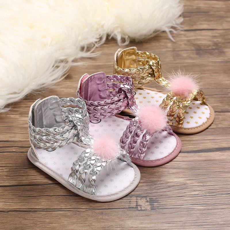 Baby Girl Sandals Summer Baby Girls
