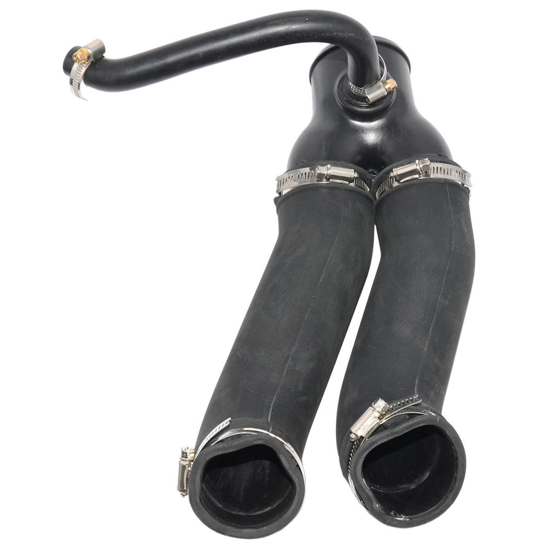 Pour F ord F150 F250 F350 tuyau de conduit de filtre à Air tuyau d'admission d'air de moteur F6Tz9B659Ad 5.0L 5.8L