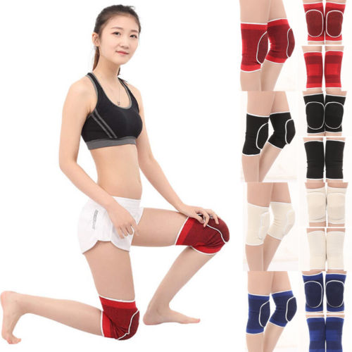 2019 New Fashion Women Men Knee Pads For Dance Gym Bike Volleyball All Sports Exercise Protector Pad