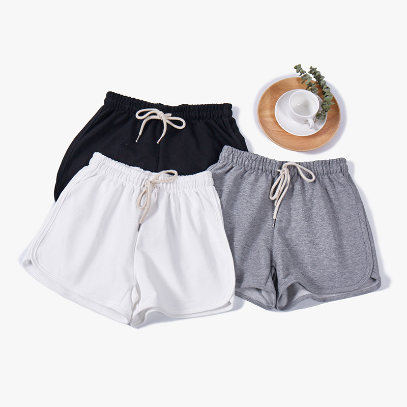 2019 New Women Pants Girls Pajamas Shorts Lacing Sleepwear Short Loose Pijama Summer Loungewear Teenage Sleep Pants