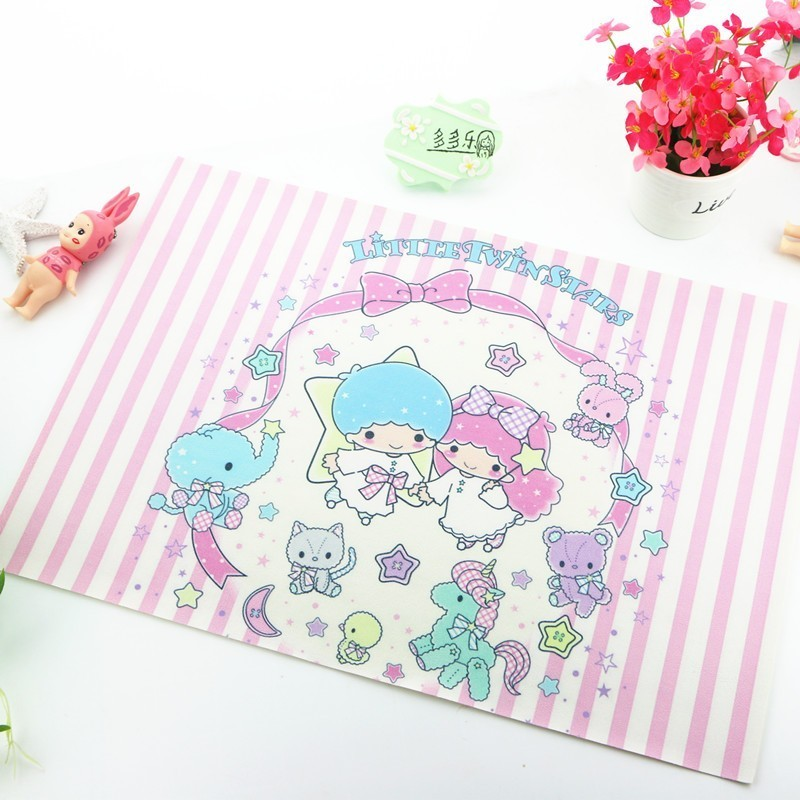 Cute Pu Tablecloth My Melody Little Twin Stars Cinnamoroll Rilakkuma Sumikko Table Cloth Home Birthday Party Decorations Kids Famous For High Quality Raw Materials Full Range Of Specifications And Sizes And Great Variety Of Designs And Colors