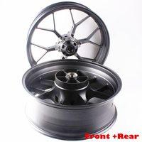 Motorcycle Front Rear Wheel Rim Replacement For Honda CBR1000RR CBR 1000 RR 2012 2013 2014 Black
