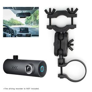 Image 4 - Professional Car Rearview Mirror Driving Recorder Bracket Holder For Xiaomi DVR 70 Minutes Wifi Cam Mount