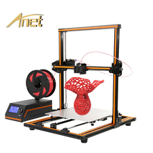 цена Anet E12 3d Printer Affordable Large Printing Machine 300*300*400MM DIY 3D Printers for Home and Office with PLA/ABS Filament