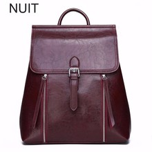 Woman High Quality Youth Backpack Bags Pu Leather Fashion Women Shoulders Bag Students Schoolbag Leisure Time Backpacks