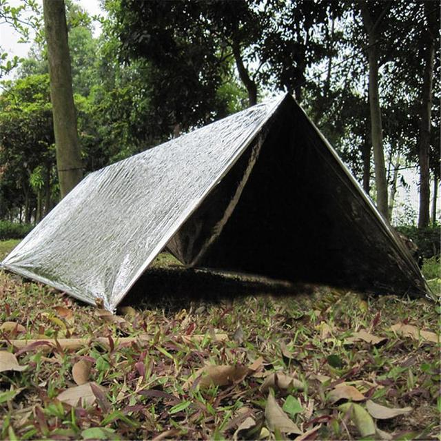 Outdoor Emergency First-aid Tent Wild Self-rescue Insulation Tent Use For Earthquake Survival Emergency Emergency Shelter