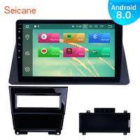 Seicane GPS Car Radio Multimedia Player For 2008 2013 Honda Accord 8 Android 9.0 10.1 Head Unit With Bluetooth Wifi