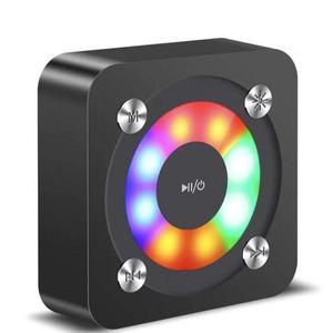 Image 3 - A9 سماعة لاسلكية تعمل بالبلوتوث المتحدث مضخم صوت محمول في الهواء الطلق LED سرادق بطاقة المدرجة لاعب ستيريو Hd الأصوات المحيطة الأجهزة