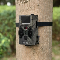 Hunting Trail Camera HC300A 12MP Scouting Infrared Night Vision 1080P Video Wildlife Camera Cams IR LEDs for Hunter Photos Trap