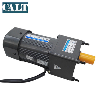 High Quality VTV 220W AC Gear Reducer Motor 120V Cheapest 90mm Micro Motor YN90-120 Speed Controller And Braking Can Be Added popular vtv ac gear reducer motor yn90 40 40w micro motor 220v geared ratio 1 3 to1 180 with 12mm output axle diameter