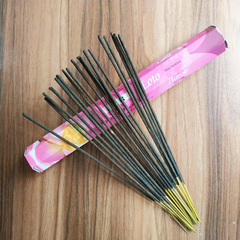 One Pack Lotus Sticks Incense Indian Handmade Natural Scents For Home  Wholesale Lots Bulk Room Fragrance Cense Smell Removing