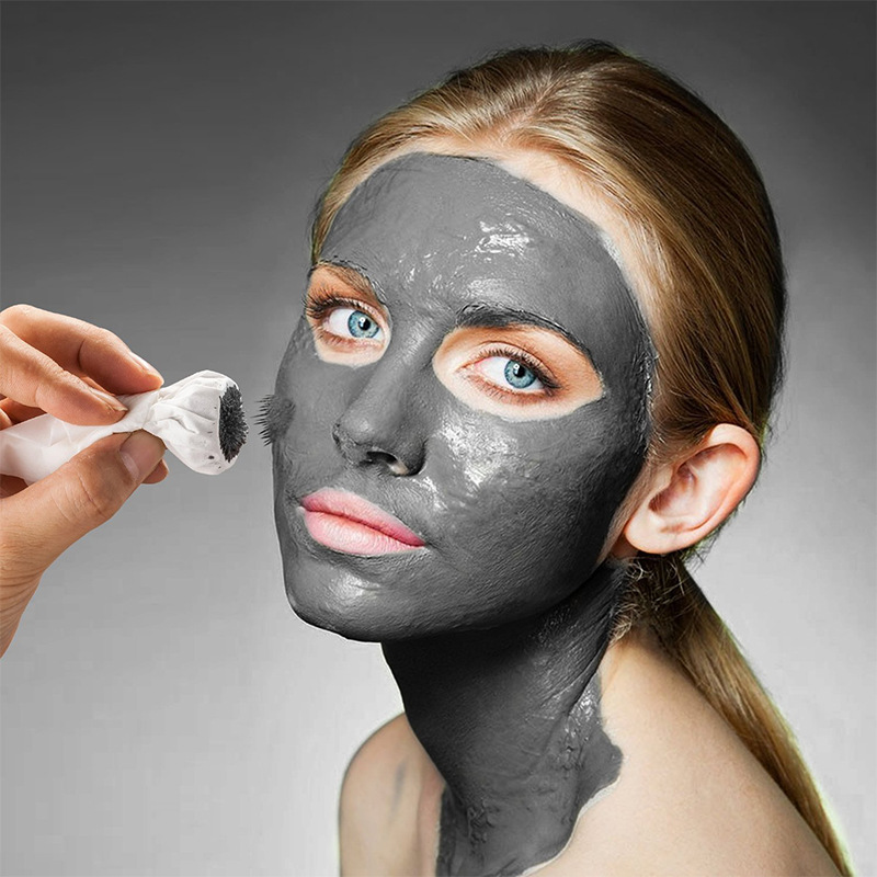 Face Mask Arrival Mineral Rich Magnetic Face Mask Pore Cleansing Removes Skin Impurities Mask Seaweed Mask Spatula Magnet skin in Treatments Masks from Beauty Health