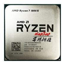 AMD Ryzen 7 1800X R7 1800X3.6 GHz Acht Core Zestien Draad CPU Processor L3 = 16M 95W YD180XBCM88AE Socket AM4