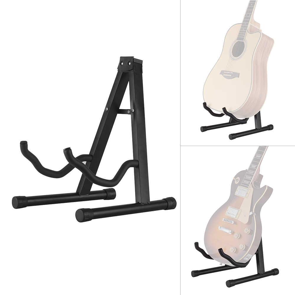 العالمي A-إطار حامل جيتار طوي سلسلة أداة قوس ل الصوتية القيثارات الكهربائية باس