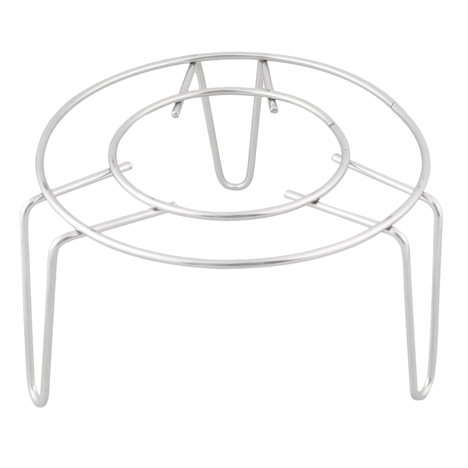 New-stainless Steel Steamer Rack Stand Kitchen Cooking 3 Inch High