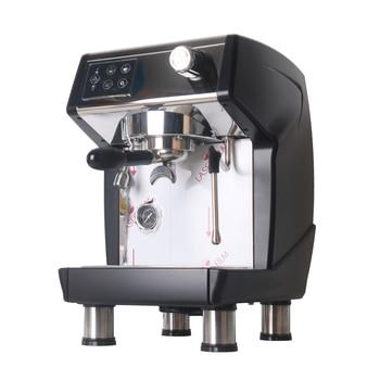 цена на ITOP Commercial Semi-automatic Coffee Maker Italian Espresso  Coffee Machine Black And Red Color Cafe Machine 220V