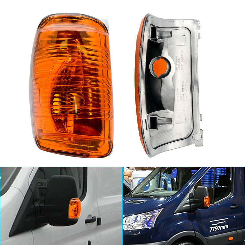 LEFT WING MIRROR SIDE INDICATOR FOR FORD TRANSIT FROM 2013
