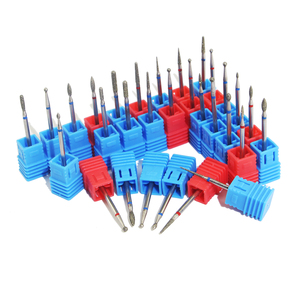 Image 3 - 1Pcsเล็บเพชรเจาะเครื่องกัดเจาะเล็บBits Cuticle Cutterสำหรับเล็บไฟล์เล็บไฟฟ้าเสี้ยนมิลลิ่งเครื่องบด