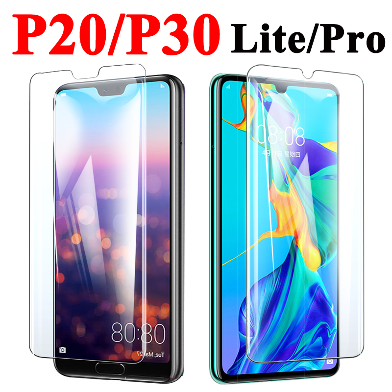 Tempered Glass P30 Lite On For Huawei P30 Protective P 20 30 Pro Screen Protector Hauwei 20p 30p Lig