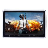 10,1 дюймов ЖК экран Автомобильный подголовник ТВ монитор dvd плеер USB IR FM динамик