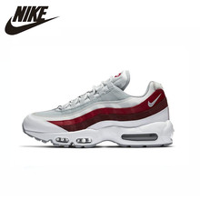 купить NIKE AIR MAX 95 ESSENTIAL Authentic Men's Running Shoes Outdoor Walking Jogging Comfortable Sports Sneakers # 749766 по цене 7085.62 рублей