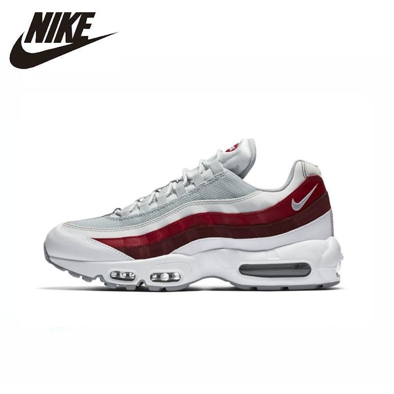 NIKE AIR MAX 95 essentiel authentique hommes chaussures de course en plein AIR marche Jogging confortable sport baskets #749766