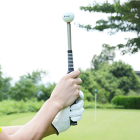 Golf Swing Retractable Coaching Sports Stick Practice 1 Pcs Baseball Equipment