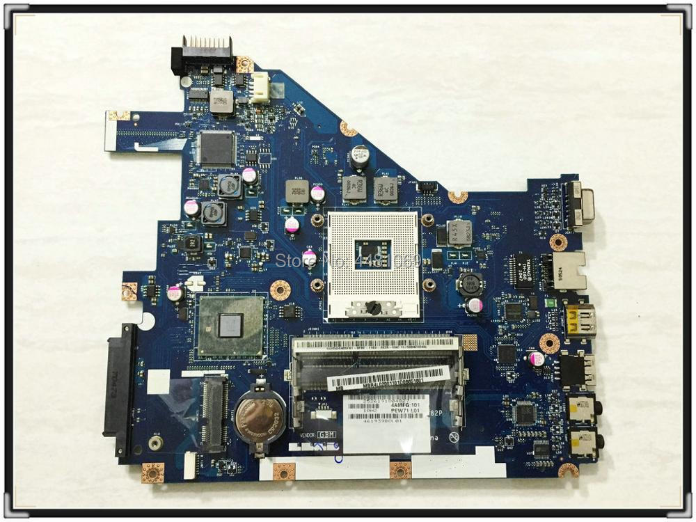 for Acer 5742Z 5742 NOTEBOOK PEW71 LA 6582P Motherboard 5733 5733Z laptop motherboard MBR4L02001 MB R4L02