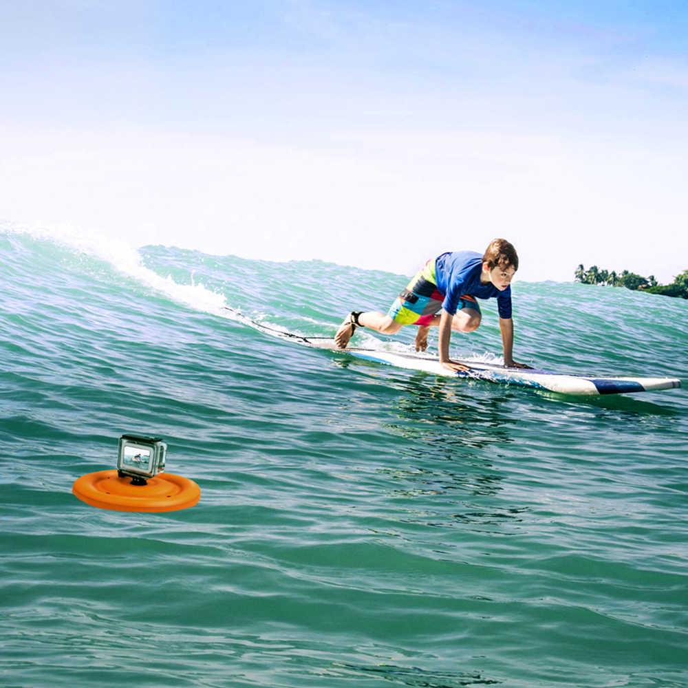 "Floating Mount Waterproof w/ 1/4"" Screw Mount for GoPro Hero 7/6/5 SJCAM SJ4000 for Xiaomi Yi Sports Action Camera for Surfing"