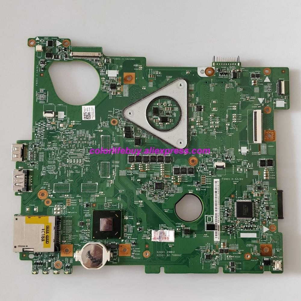 Image 2 - Genuine CN 07GC4R 07GC4R 7GC4R PGA989 DDR3 Laptop Motherboard Mainboard for Dell Inspiron N5110 Notebook PC-in Laptop Motherboard from Computer & Office