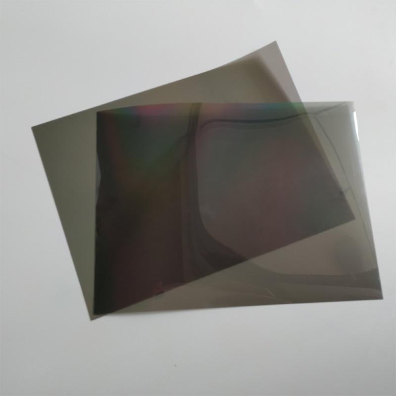 Free Shipping 10PCS Lot New10 4inch 135 degree 4 3 214MM 161MM LCD Polarizing Film TFT