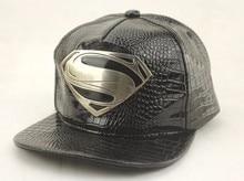 Summer Silver Color Iron Standard Cortex Children Hip Hop Duck Tongue Baseball Hats