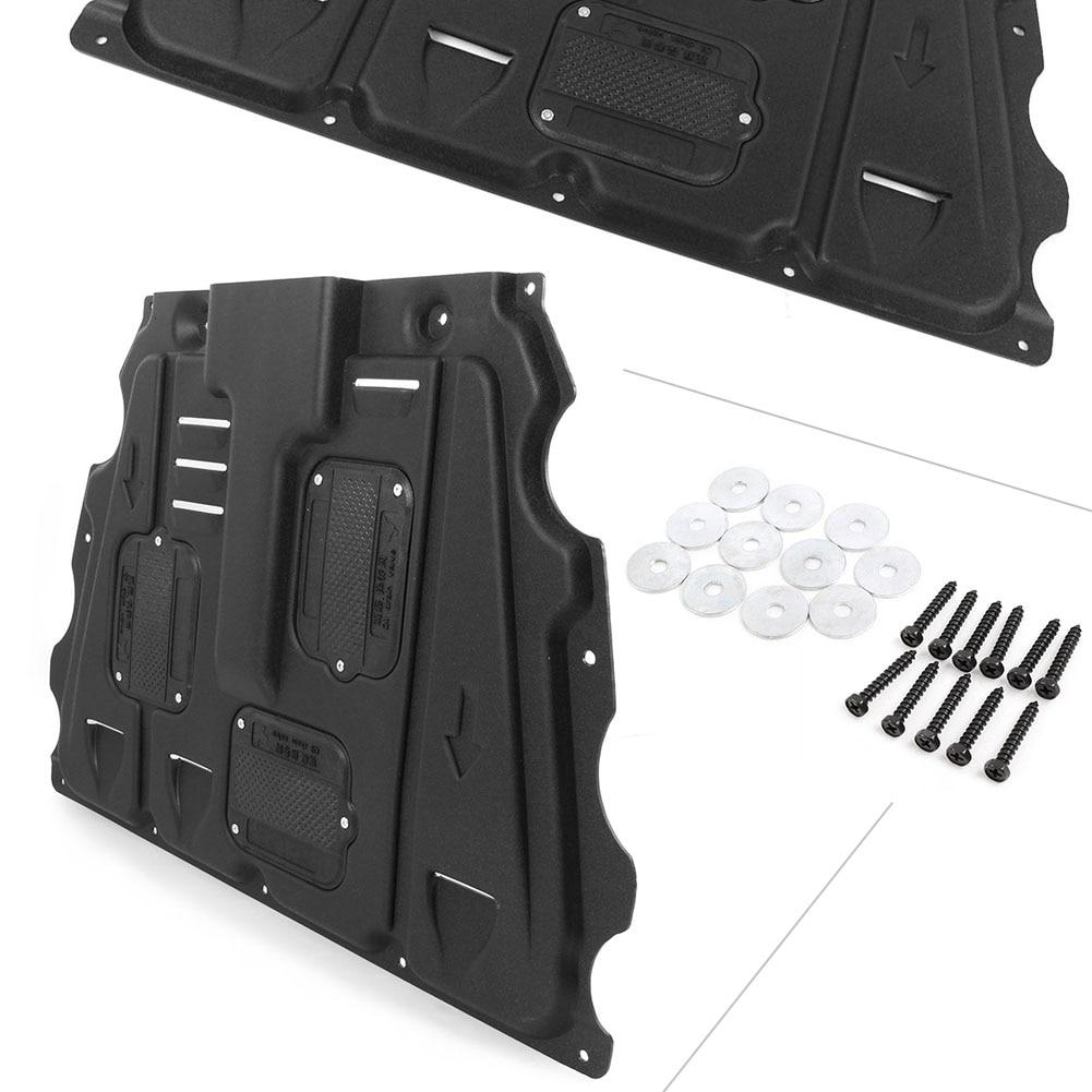 For Ford Fusion Mondeo 2013 2014 2015 2016 2017 Auto Accessories Under Cover Engine Splash Shield