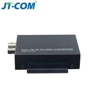 Image 4 - Convertidor de vídeo para cámara CCTV, compatible con reconocimiento automático 4K, 8MP, 5MP, 4MP, 3MP, 1080P, AHD, CVI, CVBS a HDMI
