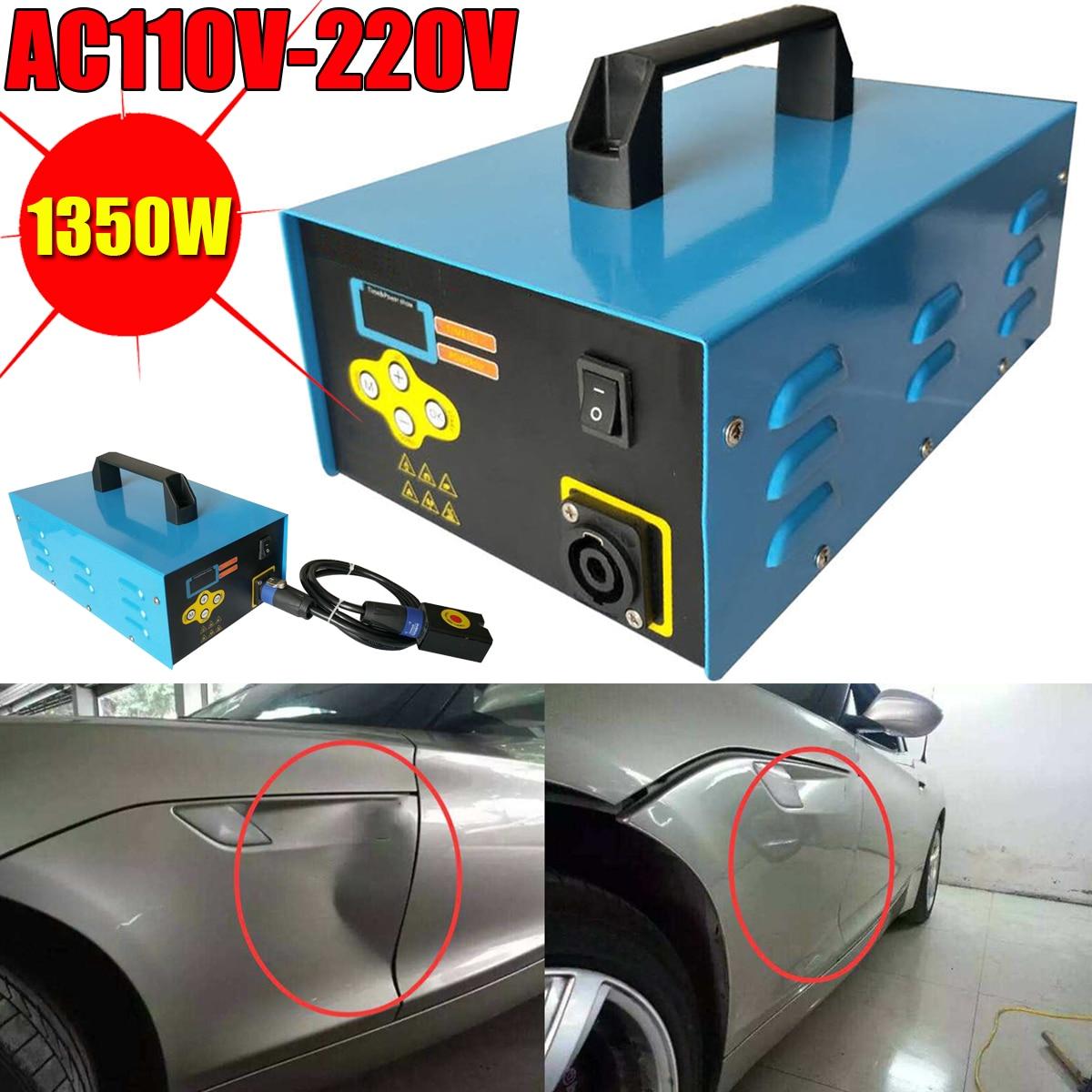 220V/110V Car Dent Repair Remover Auto Repair Tool Body Repair Auto Repair Dent Remover Debosselage Sans Peinture