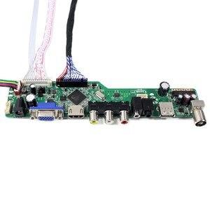 Image 4 - Driver board T.V56.03 work for M215H1 L01/L02 M215HW01 V2/V5/V7/VC LM215WF1 TLC1/TLD1 /TLE1 LM215WF2 SLC1/SLD1