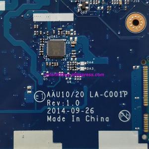Image 5 - Oryginalne 5B20H13412 w A6 6310 CPU w 216 0856050 1G GPU AAU10/20 LA C001P Laptop płyta główna płyta główna dla lenovo S435 NoteBook PC